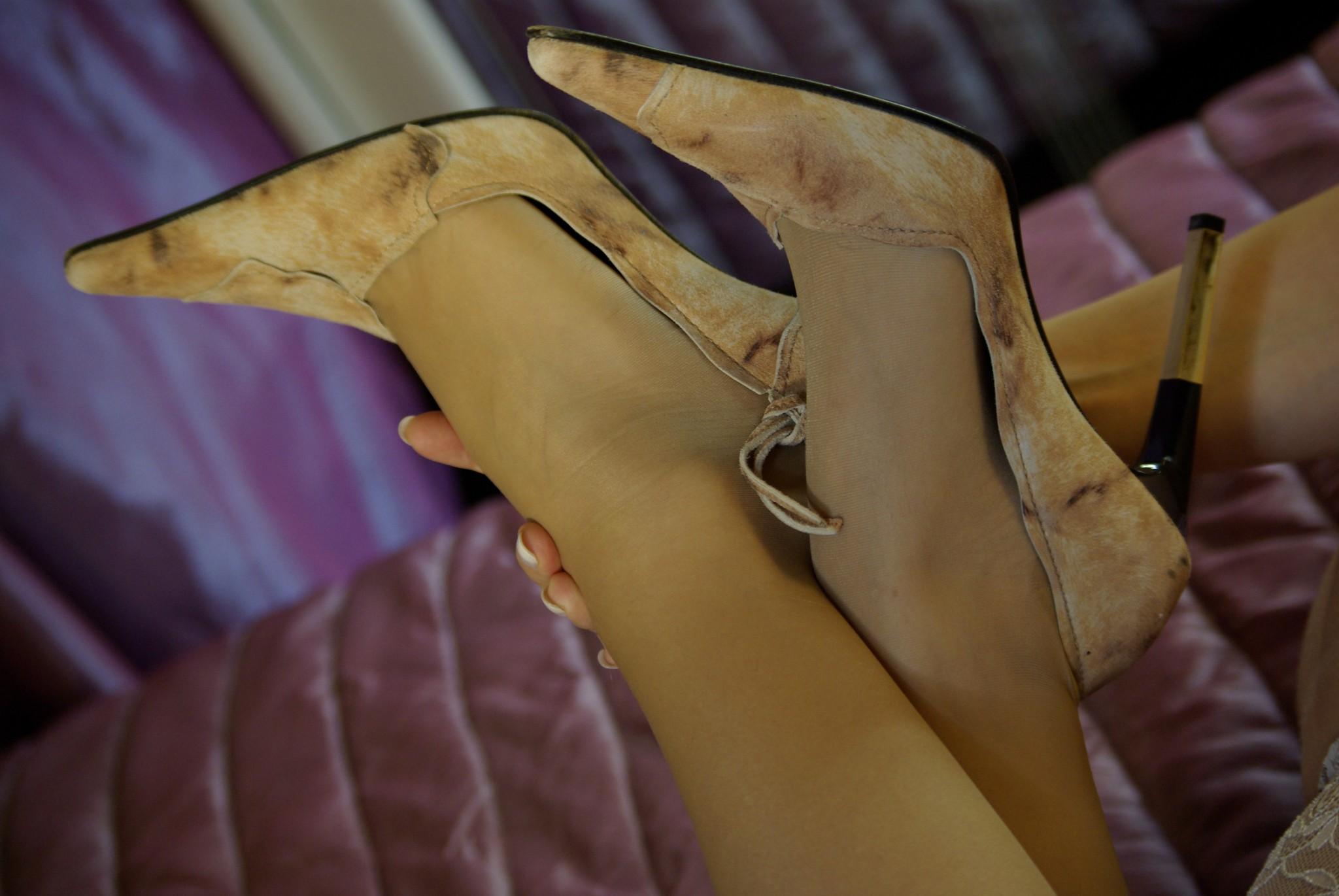 foot job, fetichism pieds à Nice